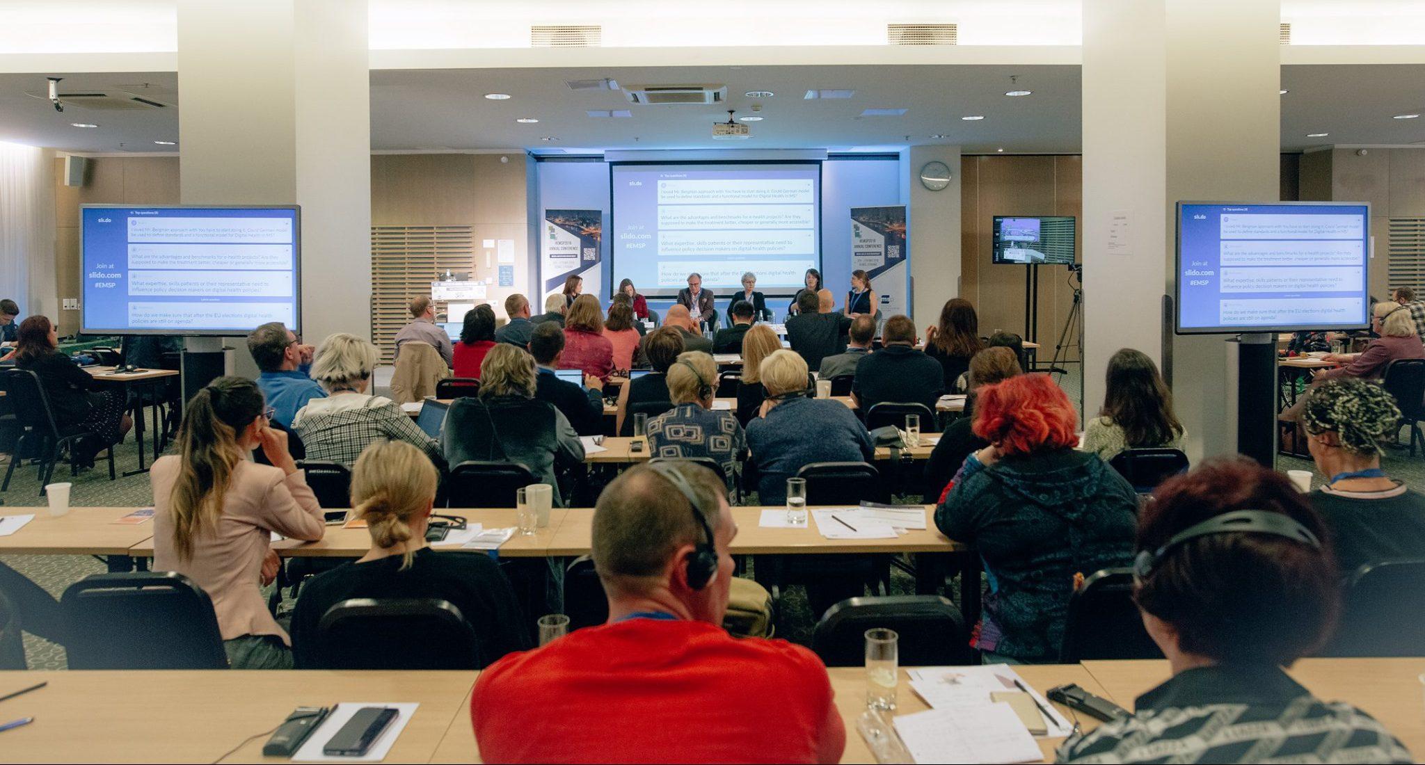 Conferência Europeia da EM