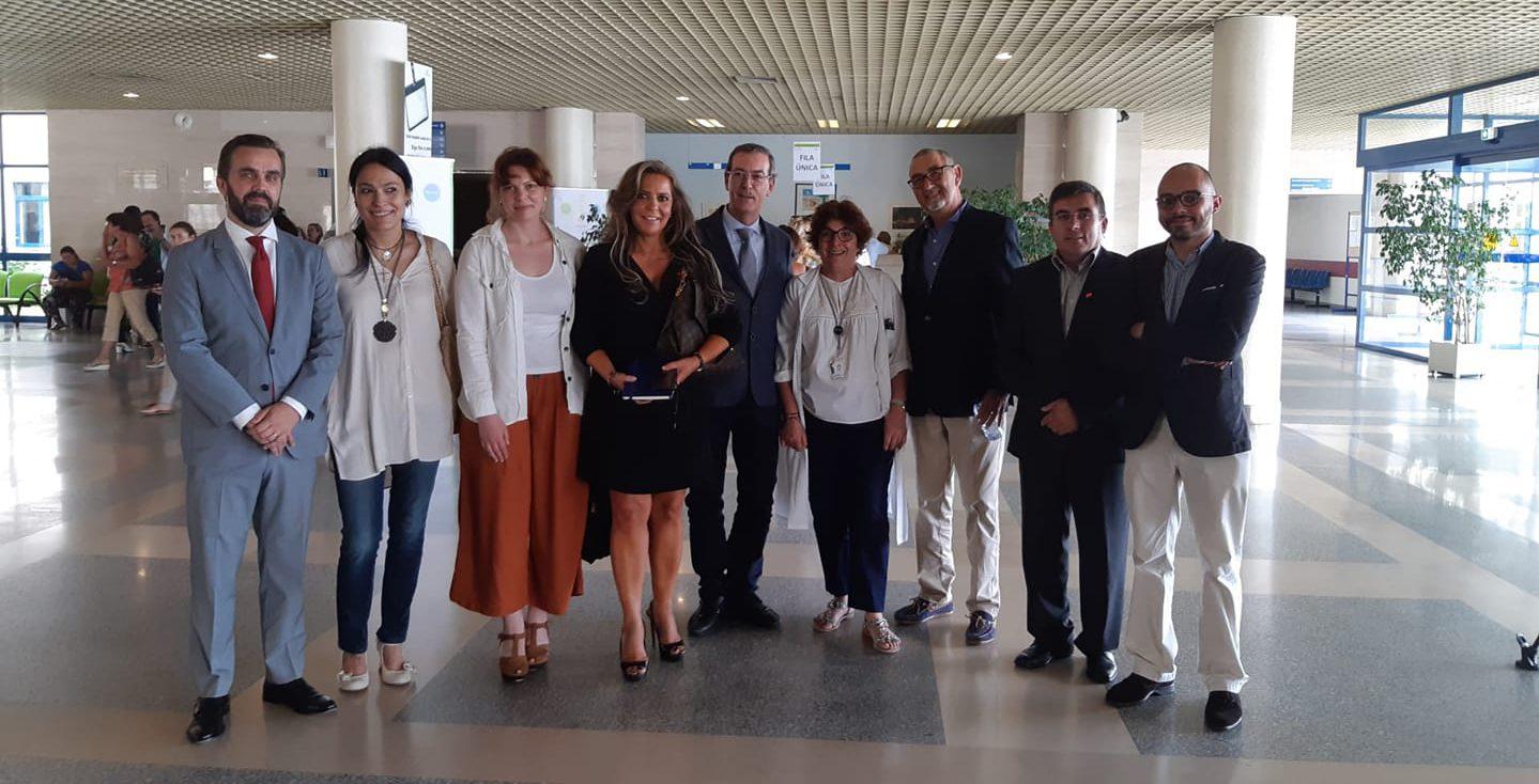SPEM Viseu visitou o Centro Hospitalar de Tondela-Viseu