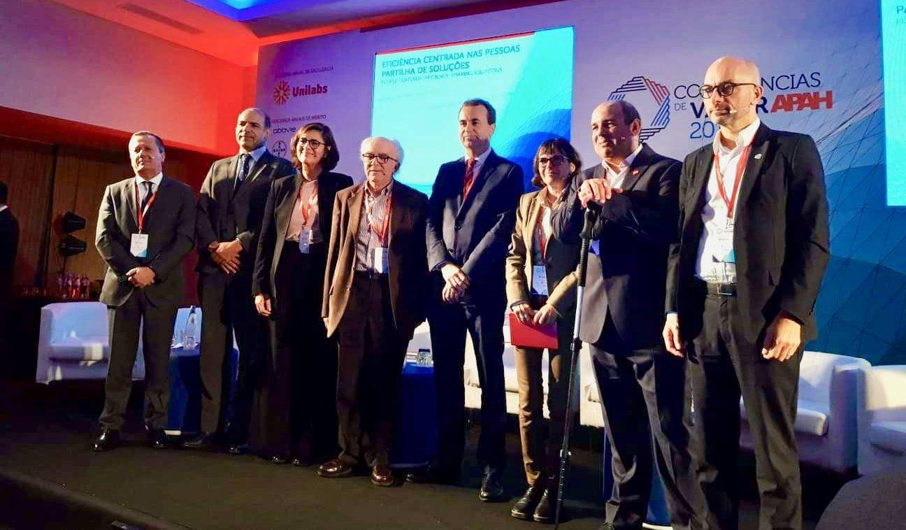 SPEM participa em debate sobre modelos de gestão hospitalar