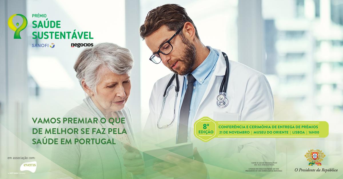 SPEM é finalista do Prémio Saúde Sustentável
