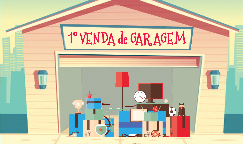 1ª Venda de Garagem na Delegação de Lisboa