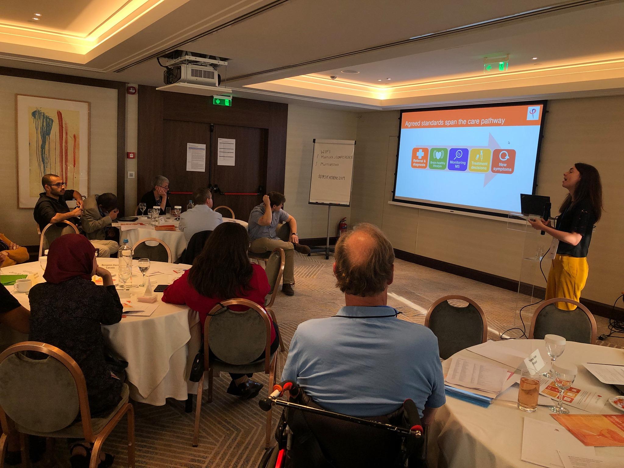 Reunião Anual da Federação Internacional da Esclerose Múltipla