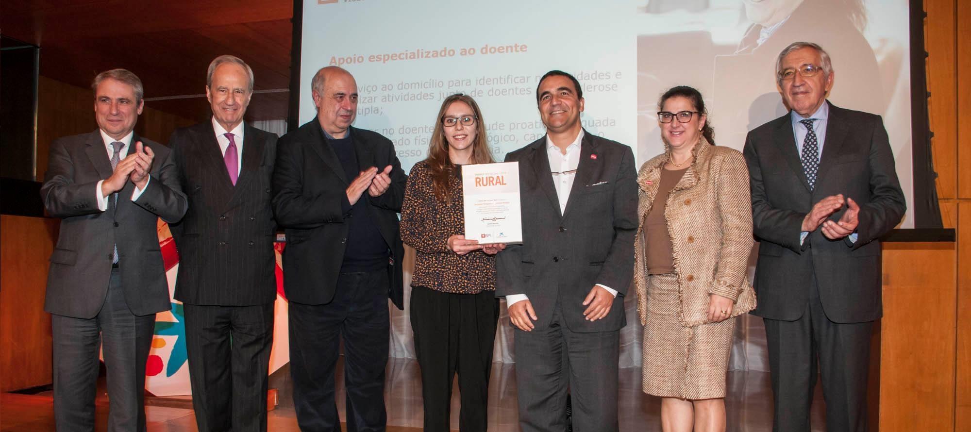 """SPEM recebe prémio BPI """"la Caixa"""" Rural 2019"""