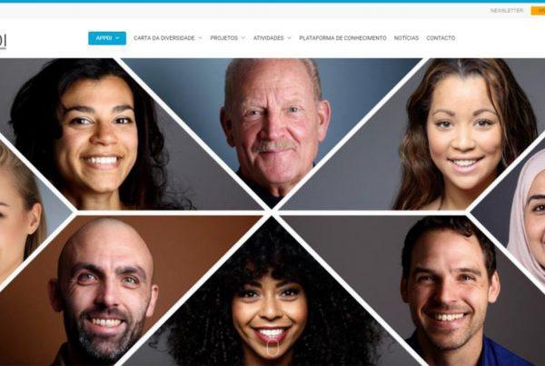 """Website """"Guia para um Recrutamento Inclusivo"""" da APPDI"""